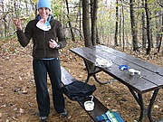 Photo: Picnic on Mont Royal